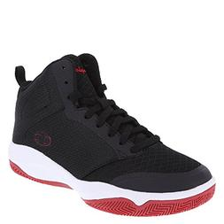 Champion Boys' Red Black Boys' Inferno Basketball Shoe 13 Re
