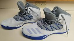 ADIDAS Infiltrate Ball 365 Blue Grey Basketball Shoes Men 12