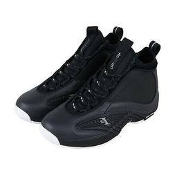 Reebok Iverson Answer Iv.V Mens Black Mid Top Athletic Gym B