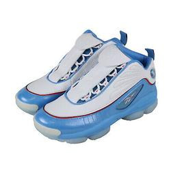 Reebok Iverson Legacy CN8405 Mens Blue Athletic Gym Basketba