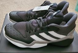 Adidas James Harden Stepback Basketball Shoes Brand New Blac