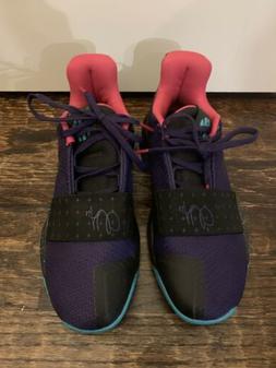 Adidas James Harden Vol. 3 Drew League Purple Basketball Sho