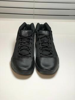 Under Armour Jet 2017 Basketball Shoe Black Men's Size 13 13