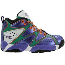 buy popular abe74 bdbd4 Reebok Kamikaze I Mid MSH Big Kid s Basketball Shoe M41779,