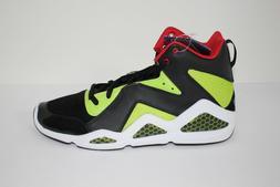 Reebok Kamikaze III Mid NC Mens Basketball Shoes J83098 Blk/