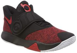 NIKE Men's KD Trey 5 VI Basketball Shoe Black/University Red