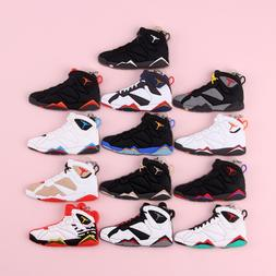 Keychain New Exotic Mini Jordan 7 Retro <font><b>Shoe</b></f