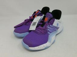 Adidas Kid's Purple D.O.N. Issue #1 C Basketball Shoes Size