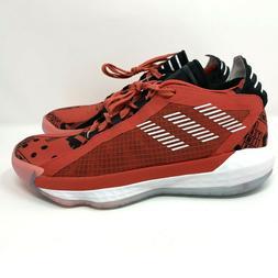 Adidas Kids Dame 6 J Geek Up Basketball Shoes Boy/Girl's Siz