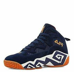 Fila Kids MB Basketball Shoes Retro Fila Big Boys Size 5 NWB