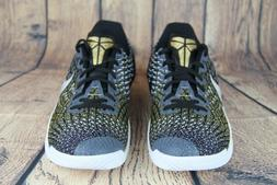 Nike Kobe Mamba Instinct Mens Basketball Shoes Black/Gold/Gr