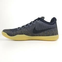 Nike Kobe Mamba Rage Men's Basketball Shoes Black Grey Gum A