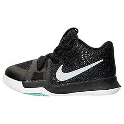 kyrie 3 black ice toddler boys shoe