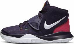 NIKE Kyrie 6  Basketball Shoes Sneaker Purple White BQ5600-5