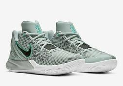 Nike Kyrie Flytrap II Basketball Shoes Wolf  Gray Geode AO44
