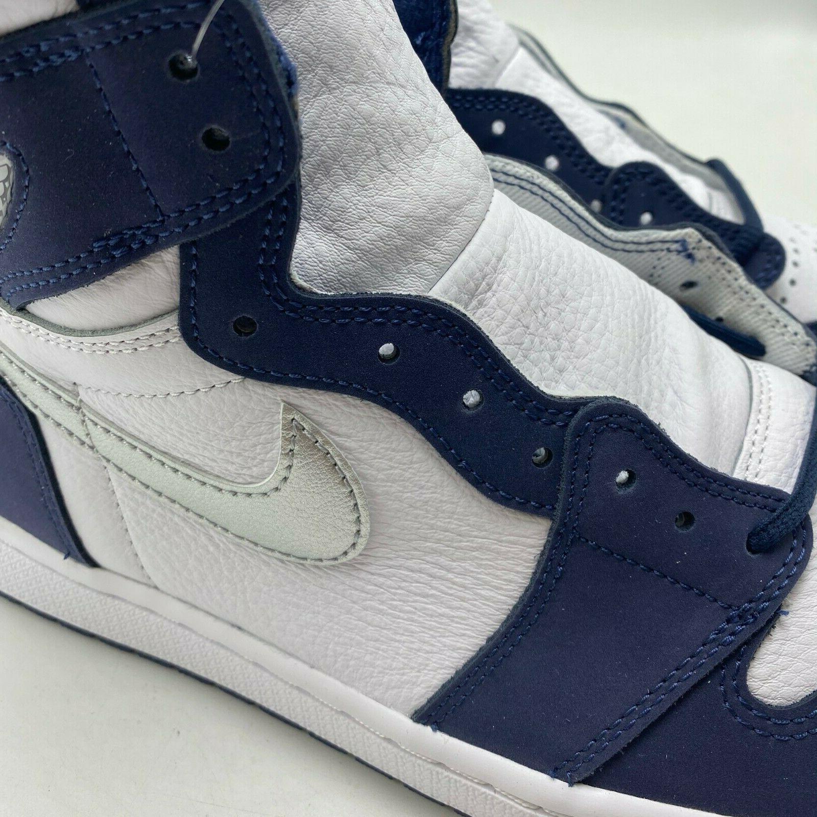 Air Jordan High OG CO Men's Shoes Navy DC1788-100