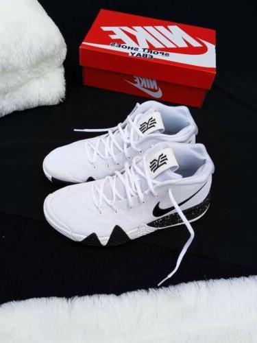11.5 Nike 4 AV2296-100 White SNEAKERS