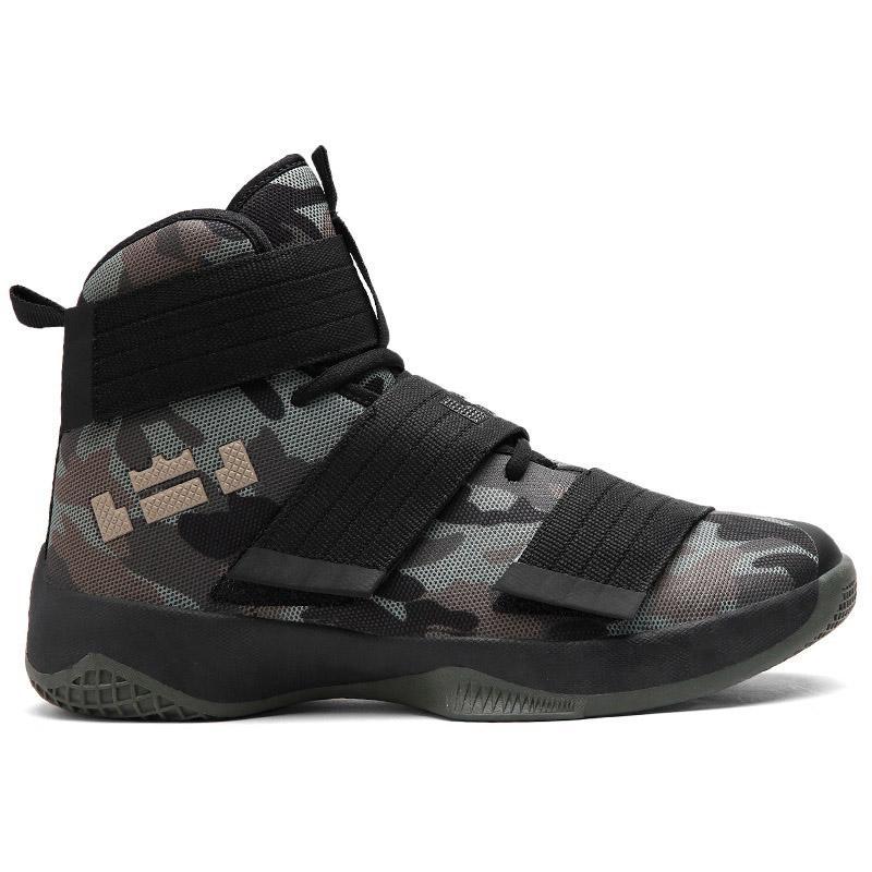 2019 New Men's <font><b>Shoes</b></font> Lebron Men Ankle Boots <font><b>Basketball</b></font> Athletic <font><b>Shoes</b></font>
