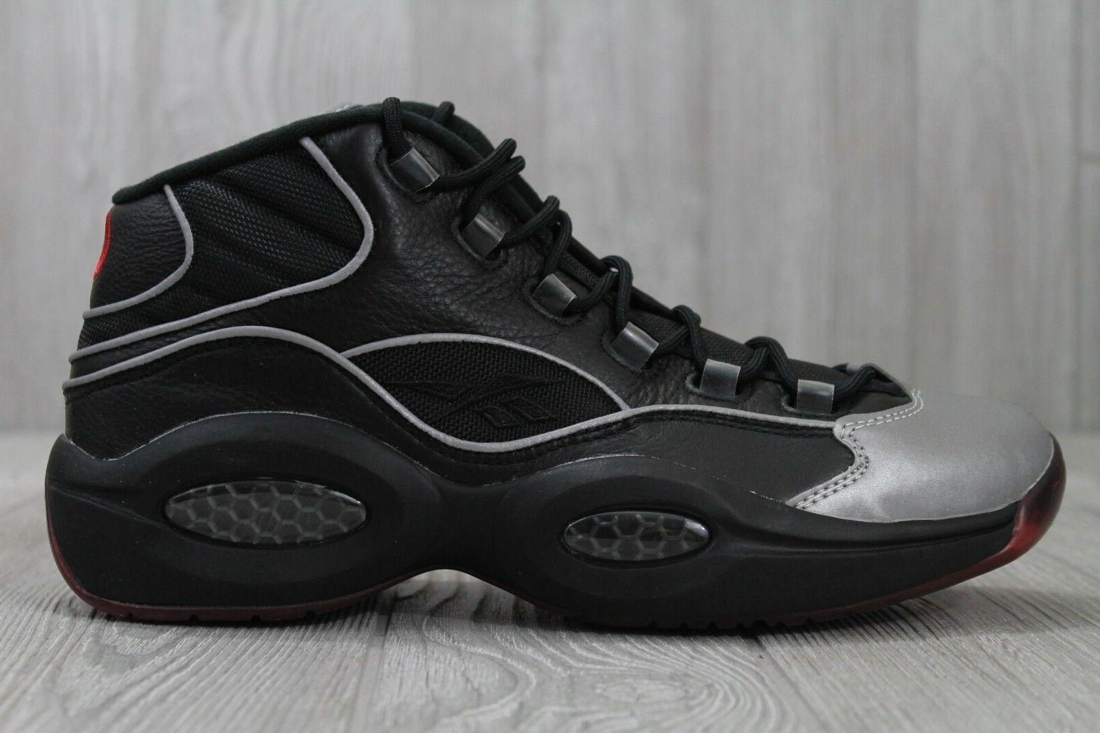 33 Rare Reebok Question Mid A5 JadaKiss Basketball Shoes Men