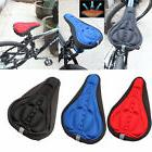 3D Silicone Gel Saddle Cushion Bike Gel Mountain Bicycle Roa