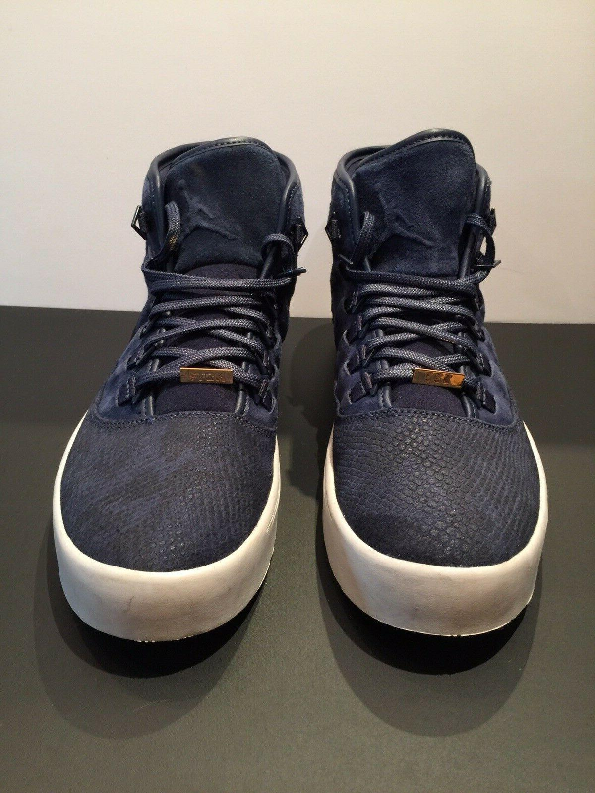 Nike 7968934-405 Air Jordan West Brook  blue/ White Men's Si