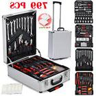 799 PCS Hand Tool Set Mechanics Kit Wrench Socket Toolbox Ca
