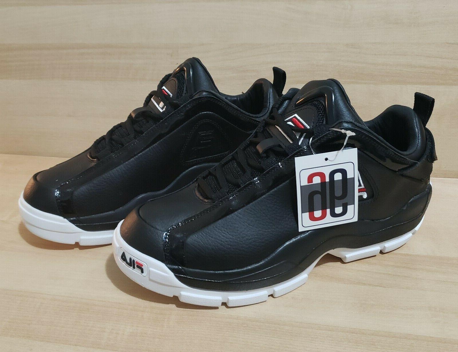 HILL Shoes 13 Black