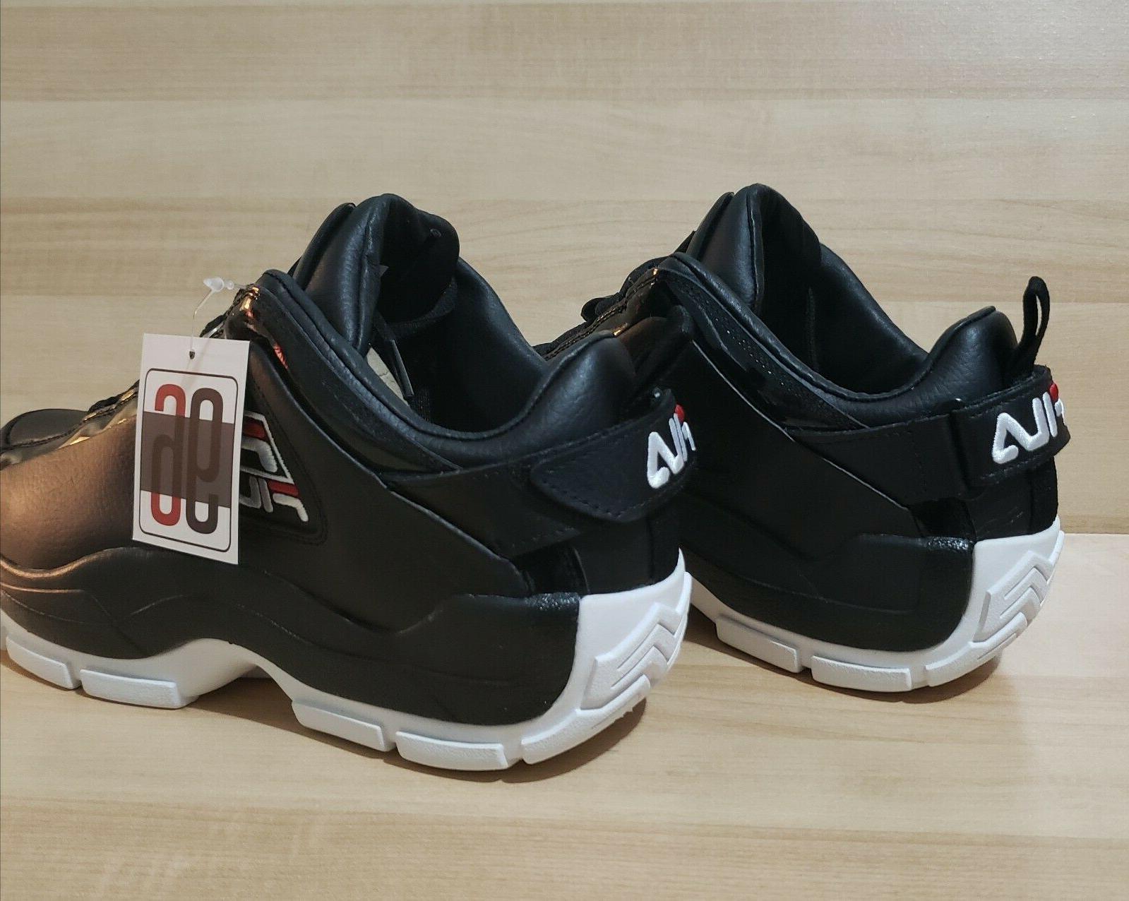FILA 96 HILL 13 Black