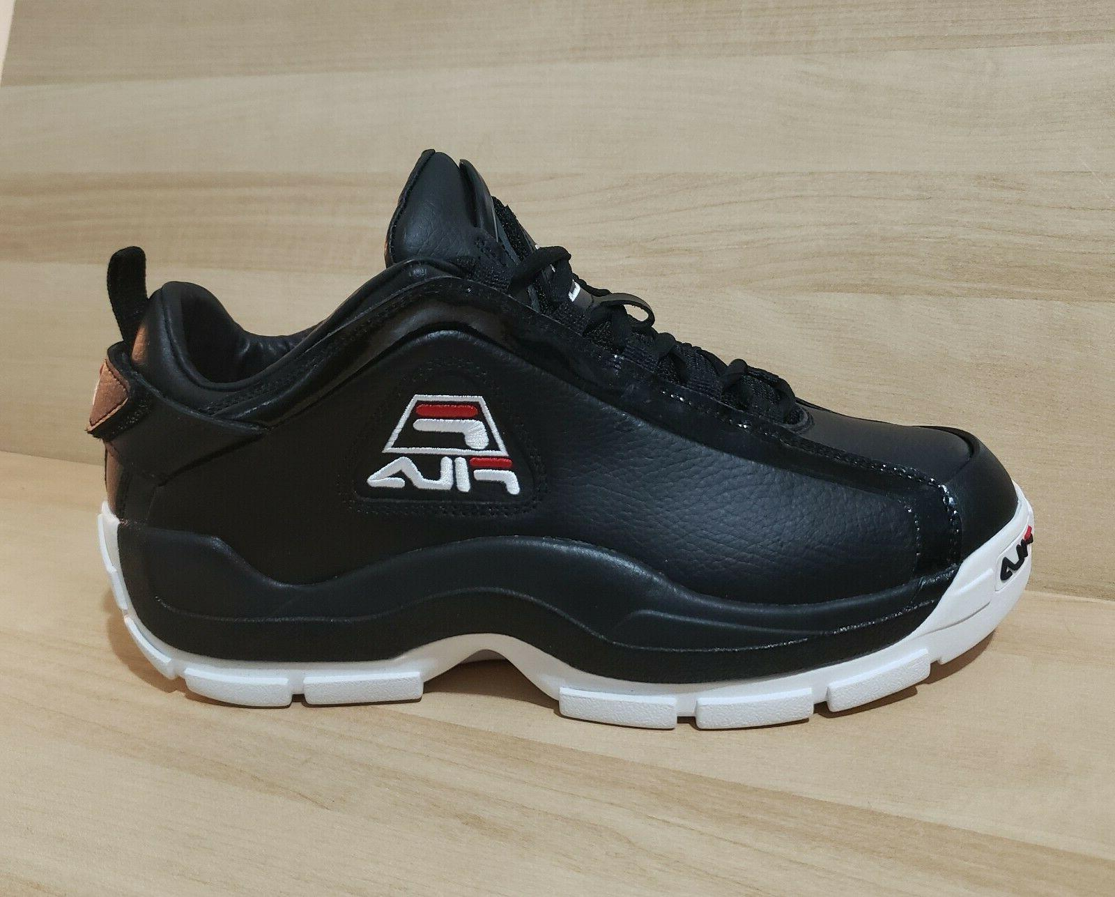 96 low grant hill basketball shoes size
