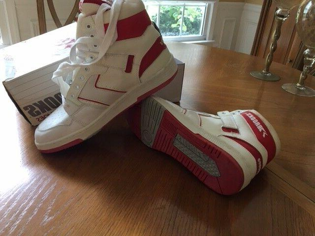 nib men s vintage dominque basketball shoes