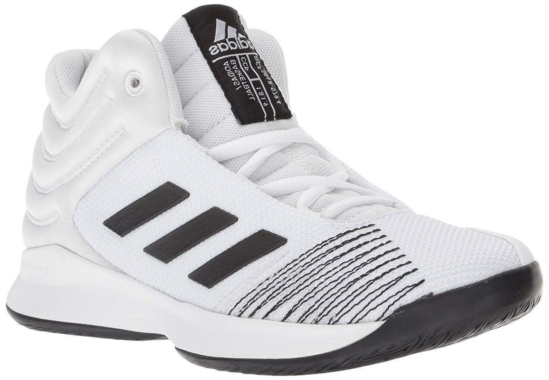adidas kids pro spark 2018 basketball shoe