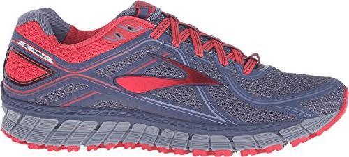 Women's Brooks 'Adrenaline 13' Repellent Shoe, Size 6 B - Blue