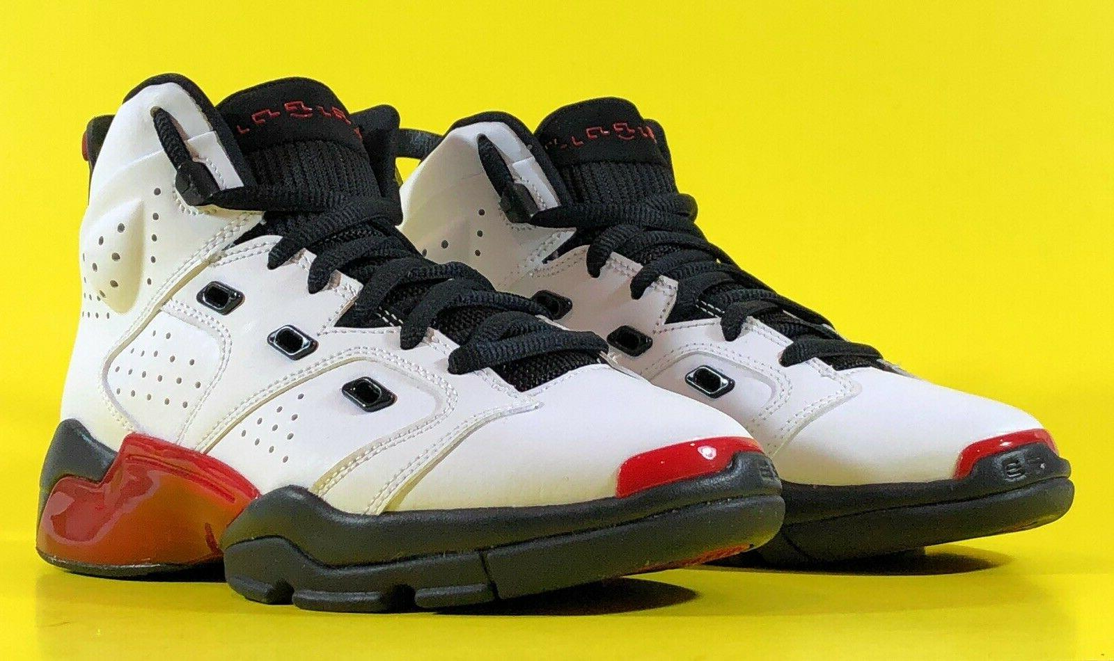 Air 6-17-23 Gym Red Black Basketball Shoes