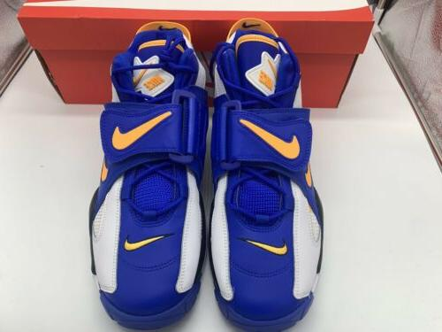 Nike Air Warriors Shoes Rams
