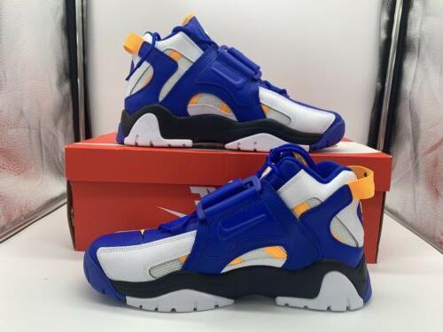 Nike Warriors Men Basketball Shoes Rams Blue