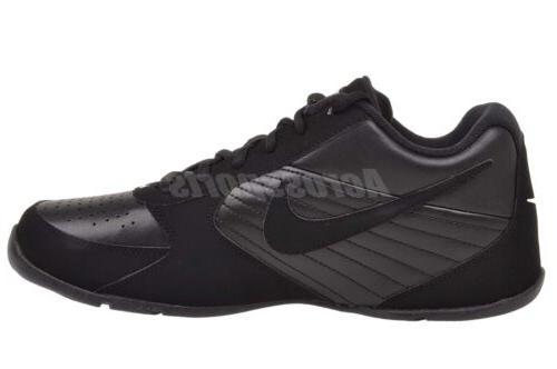 Nike Baseline Mens Basketball Shoes Black 386240-001