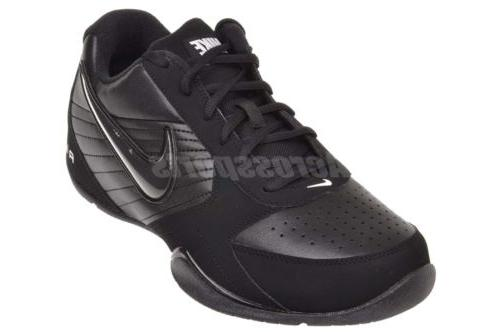 879423f6a9ec Nike Air Baseline Low Mens Basketball Shoes Black