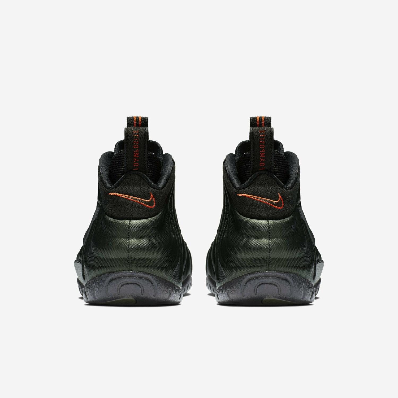 Nike Air Men's Sequoia Black Basketball Shoes