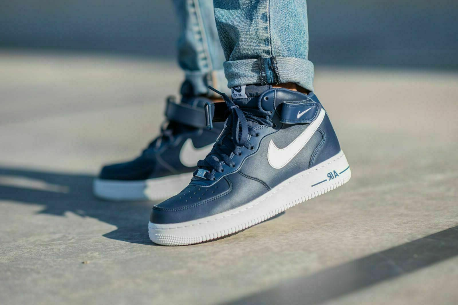 air force 1 mid 07 basketball shoes