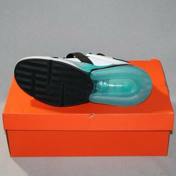Nike AH6772-008 Black/White/Wolf Men 12 NIB