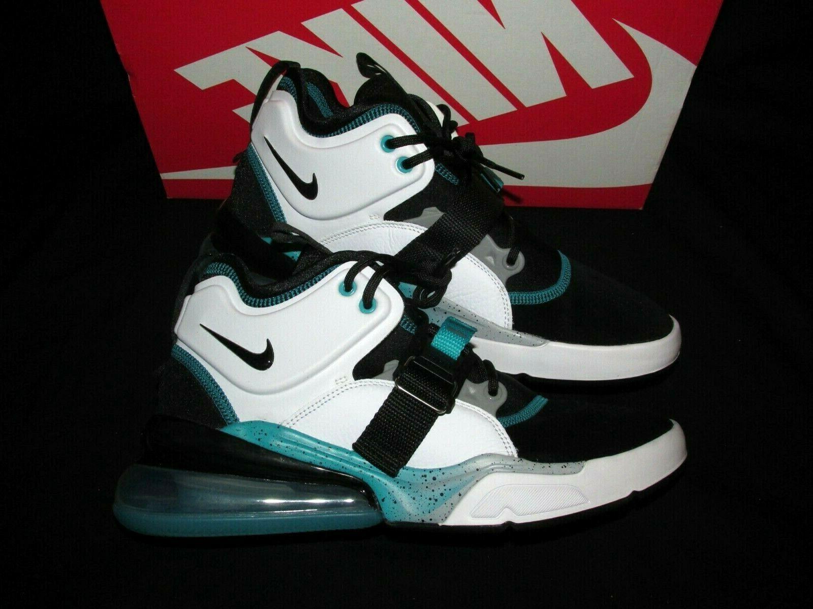Nike Force 270 Mens Basketball Shoes White