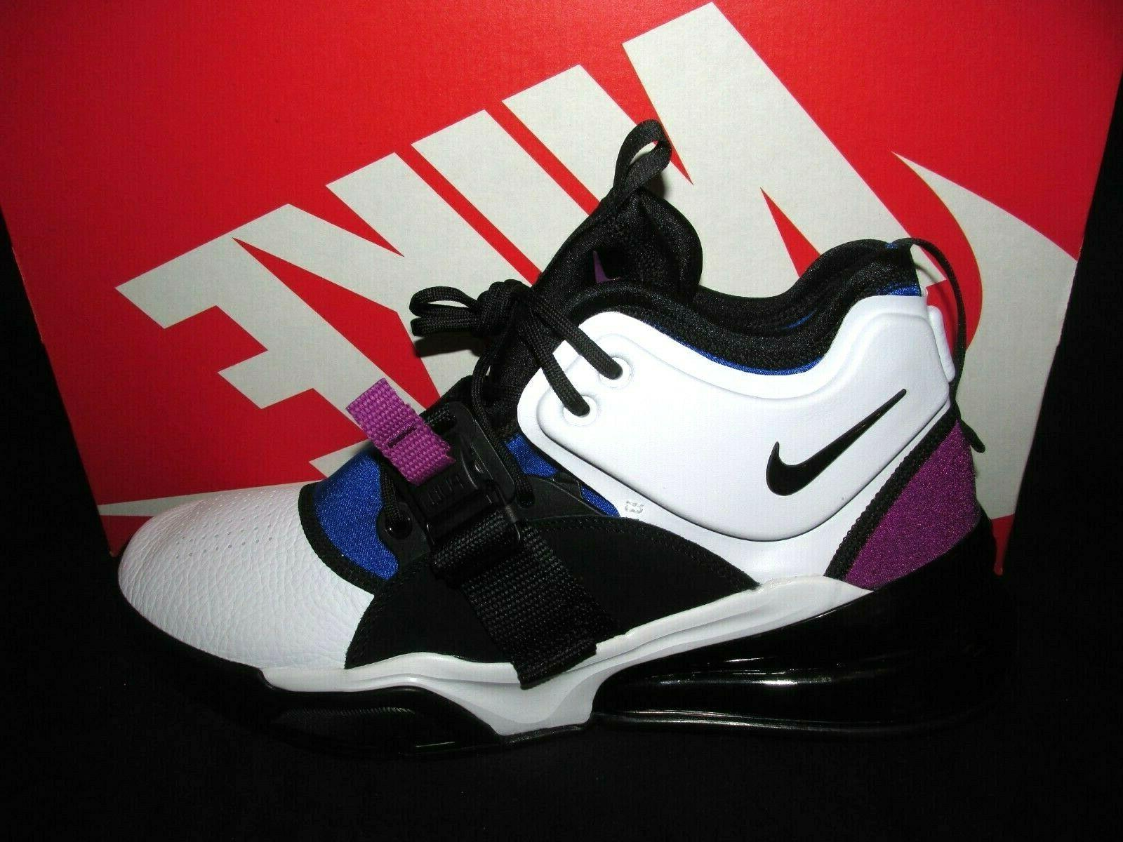 Nike Mens Shoes Black Lyon Blue