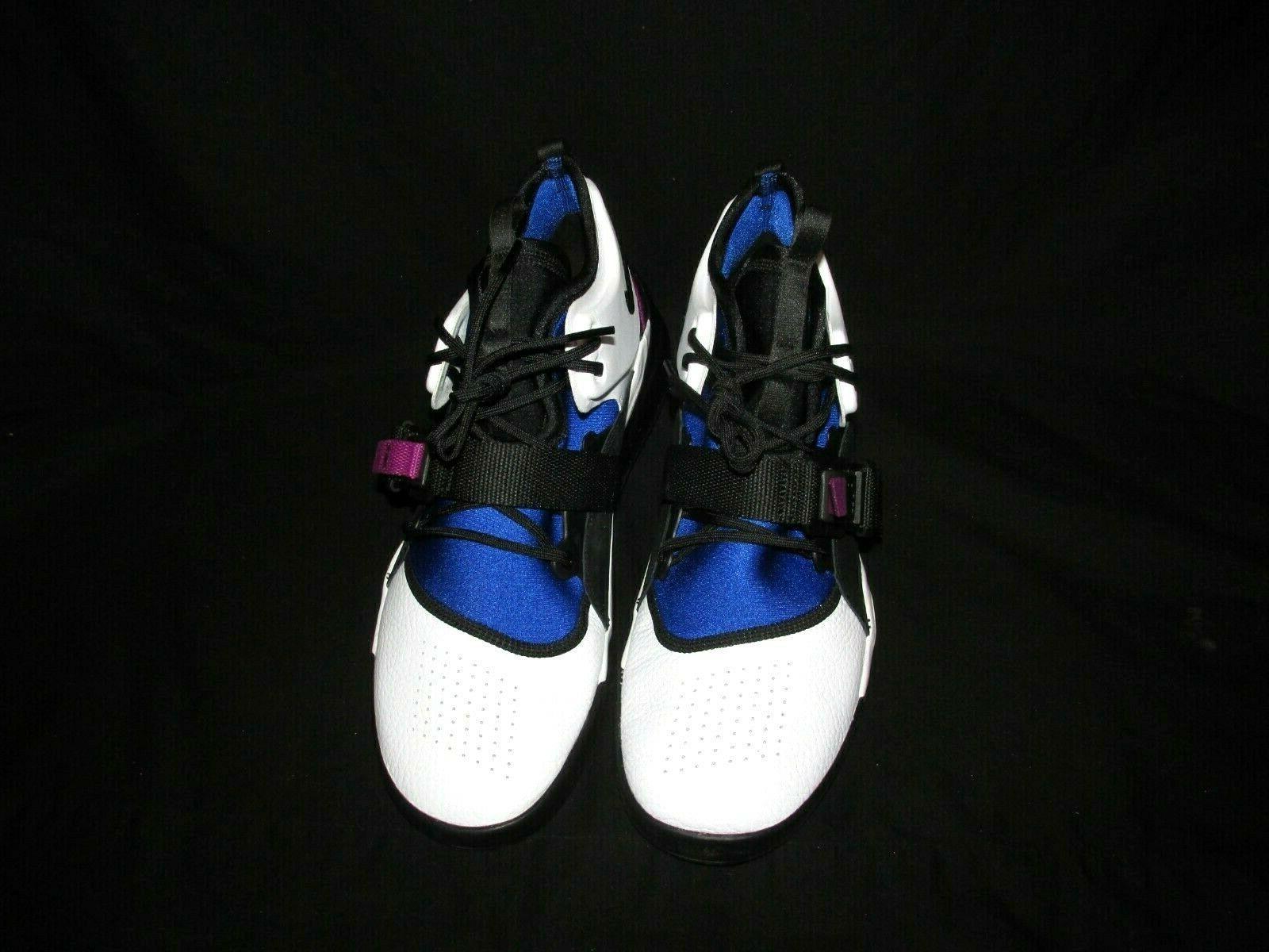 Nike Air Force 270 Mens Basketball Shoes Black