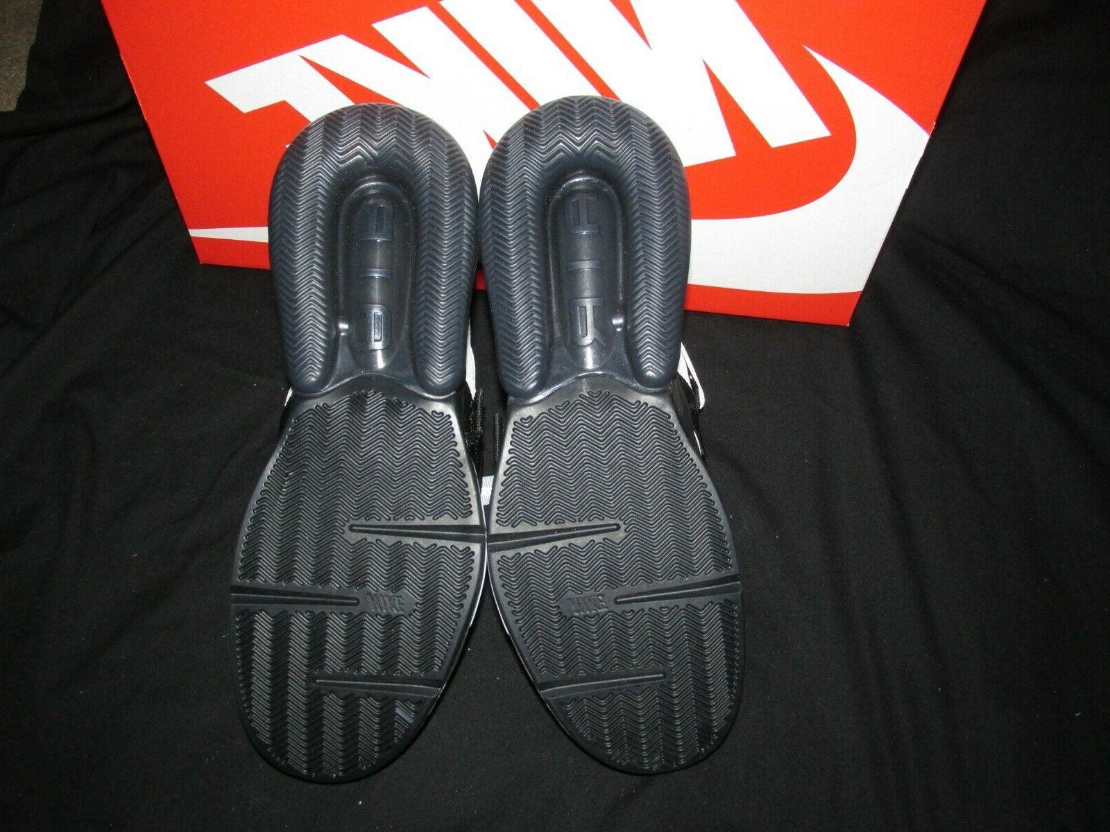 Nike Utility Basketball Black Grey White