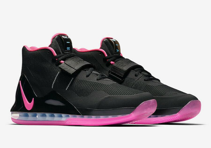 Nike Max AR0974-004 Black Men's