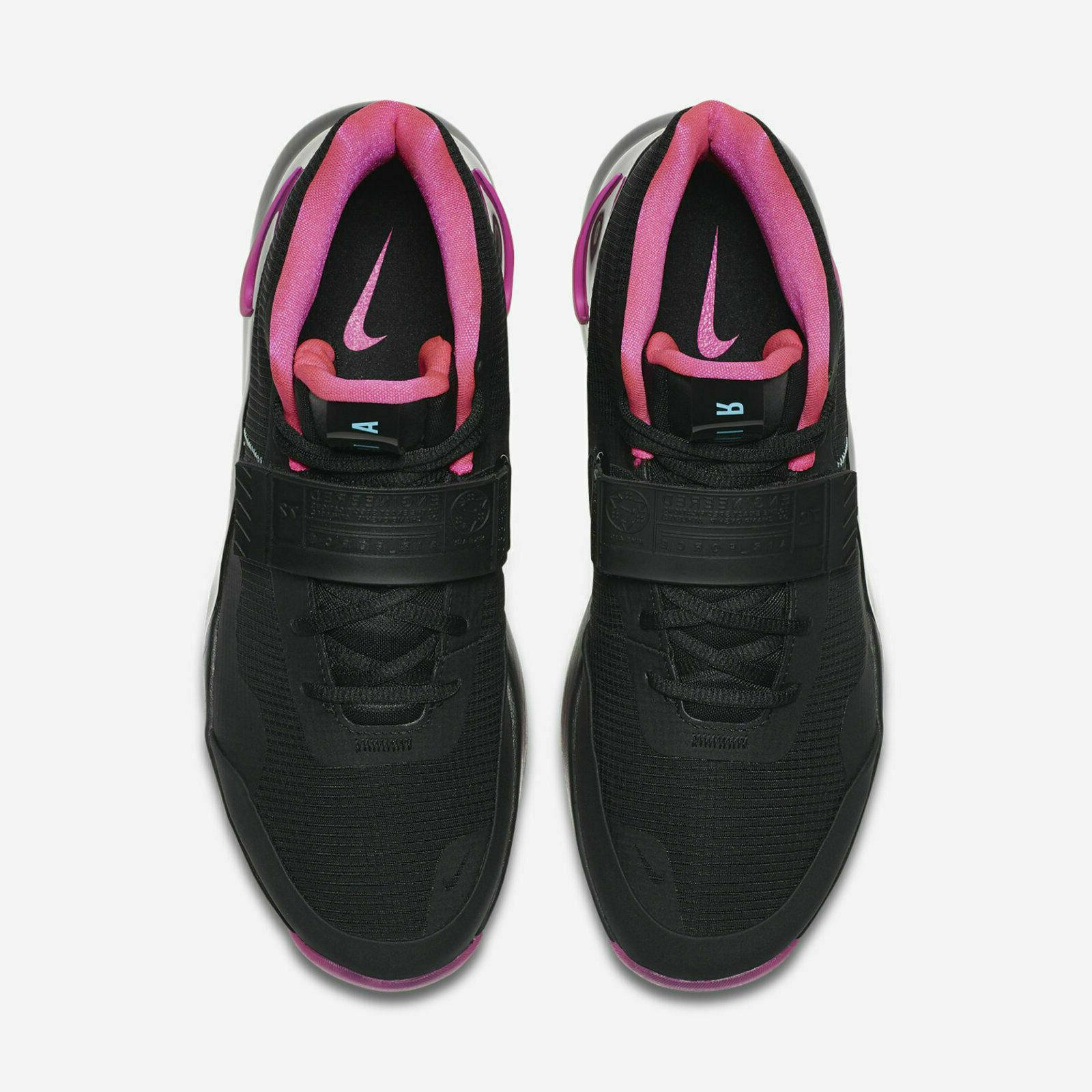Nike Max AR0974-004 Black Men's Basketball Shoes