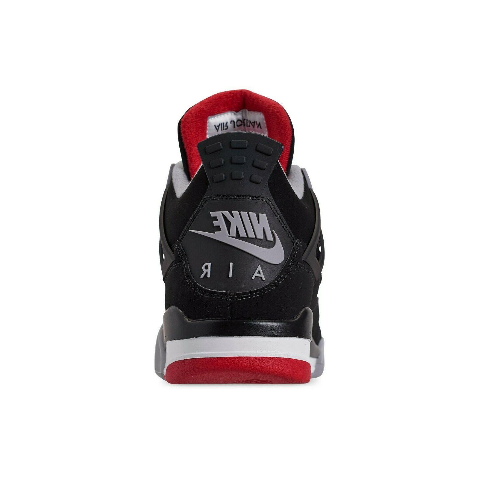 Air Jordan Bred Retro OG Cement Red