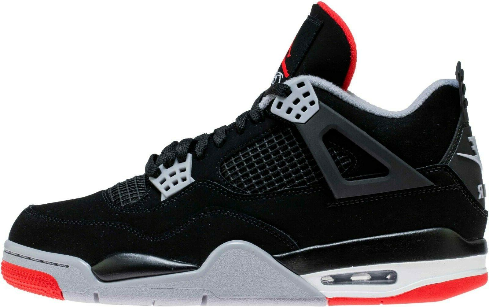 air jordan 4 bred retro iv og