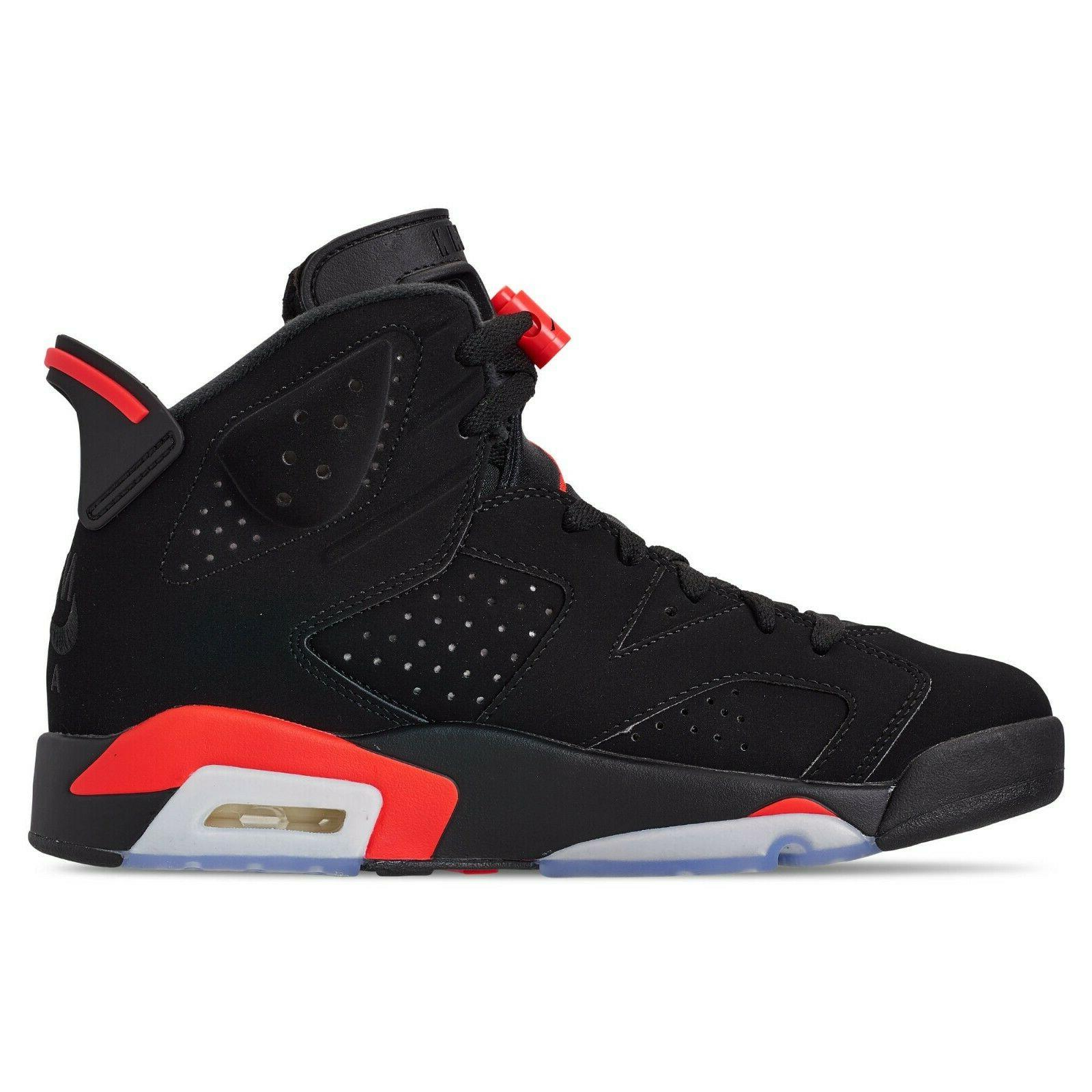 Air Jordan Black Infrared 384664