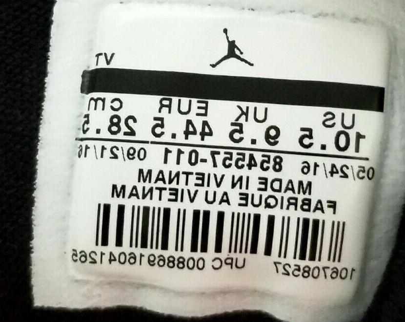 NIKE J23 LOW Men's Basketball 854557 011 10.5